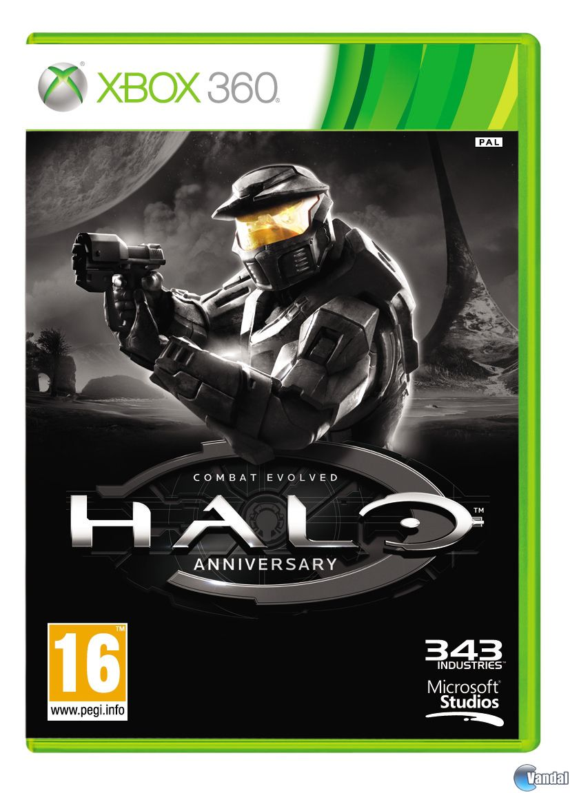 Affinity Plus Online >> Halo: Combat Evolved Anniversary - Videojuego (Xbox 360) - Vandal