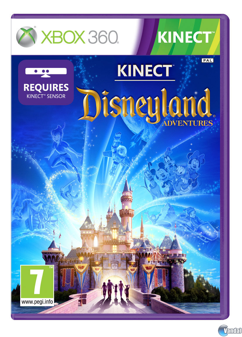 Trucos Kinect Disneyland Adventures Xbox 360 Claves Guias
