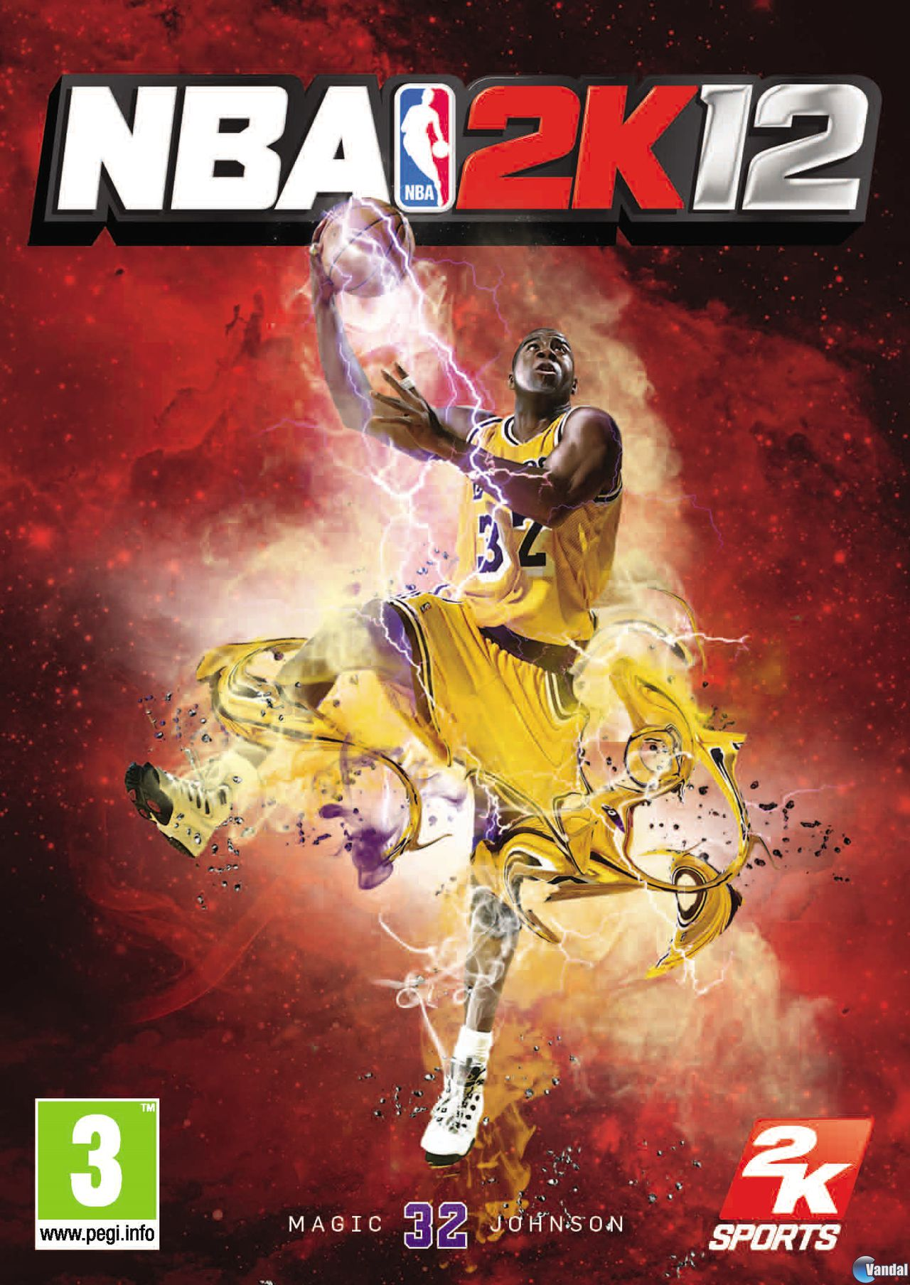 Imagen 1 de NBA 2K12 para PlayStation 2