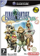 Final Fantasy: Crystal Chronicles para GameCube