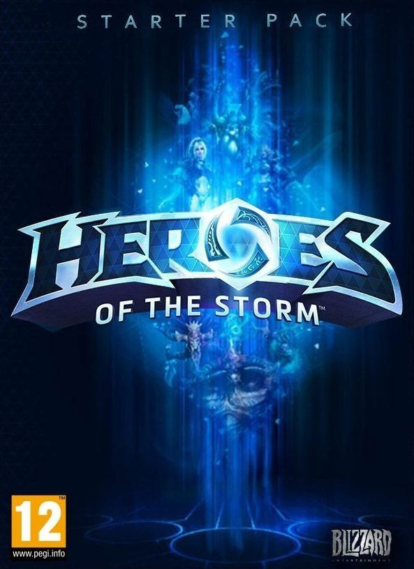 Heroes Of The Storm Videojuego Pc Vandal