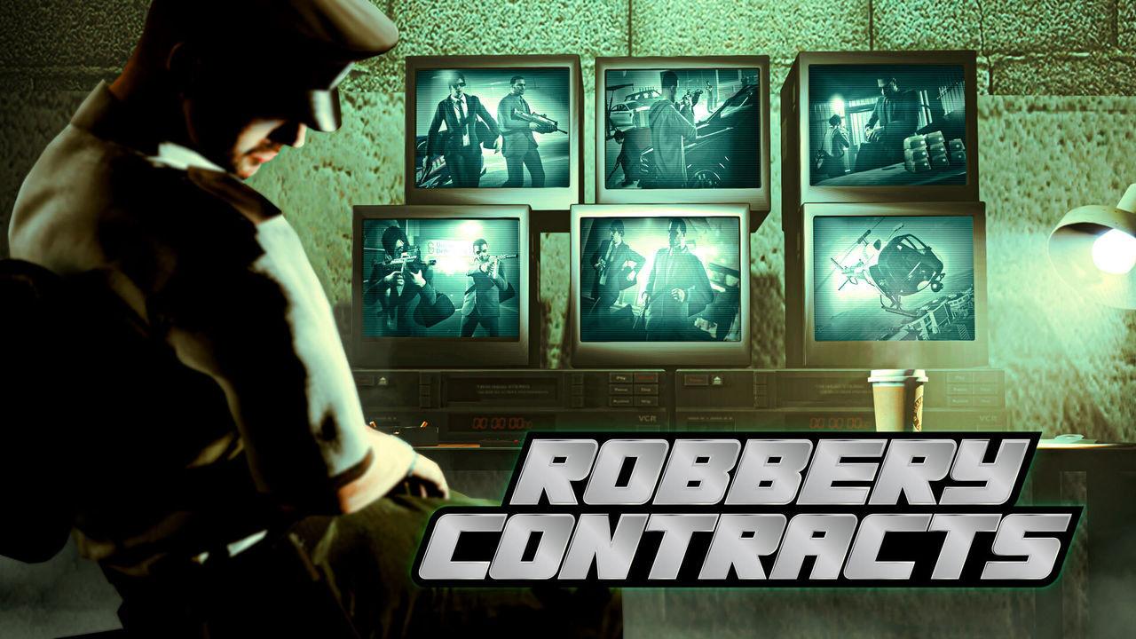 Nuevo contrato en GTA Online