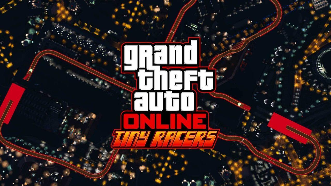 Recompensas en Tiny Racers de GTA Online