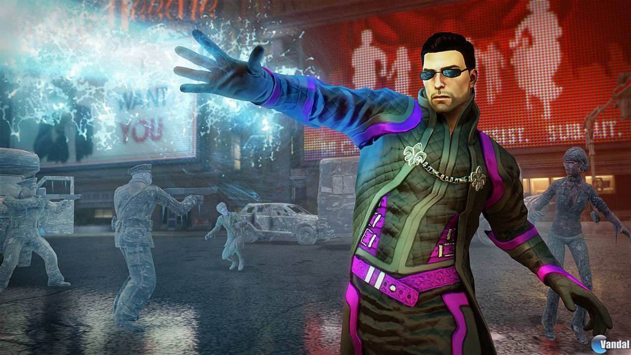 Deep Silver hints at news of a new Saints Row
