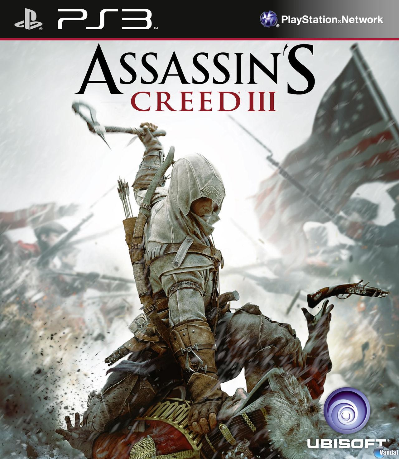 Assassin S Creed Iii Toda La Informacion Ps3 Xbox 360 Pc Wii U