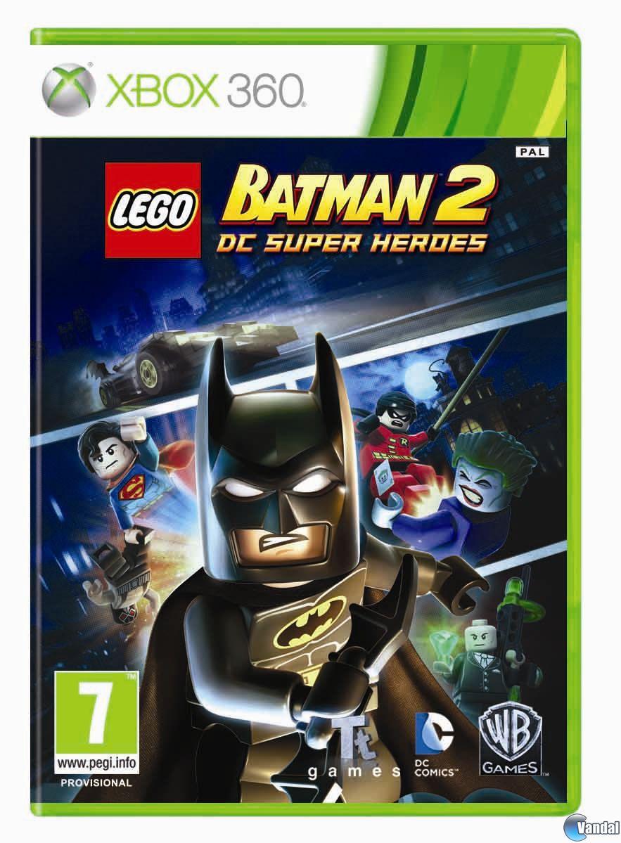 Trucos Lego Batman 2 Dc Super Heroes Xbox 360 Claves Guias