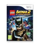 LEGO Batman 2: DC Super Heroes para Wii