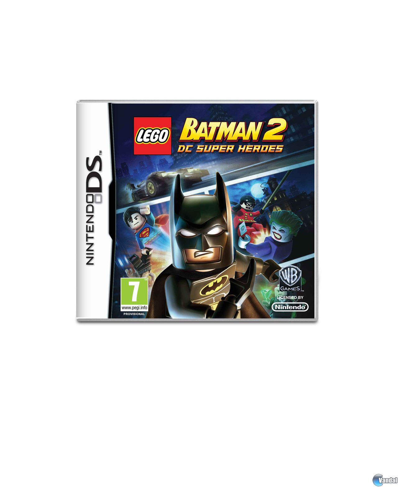 Trucos lego batman 2 dc super heroes nds claves gu as for Codigos de lego batman