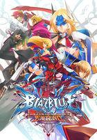 Carátula BlazBlue: Continuum Shift Extend  para PSP