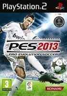Carátula Pro Evolution Soccer 2013 para PlayStation 2