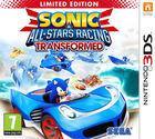 Sonic & All-Stars Racing Transformed para Nintendo 3DS