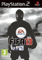 Carátula FIFA 13 para PlayStation 2