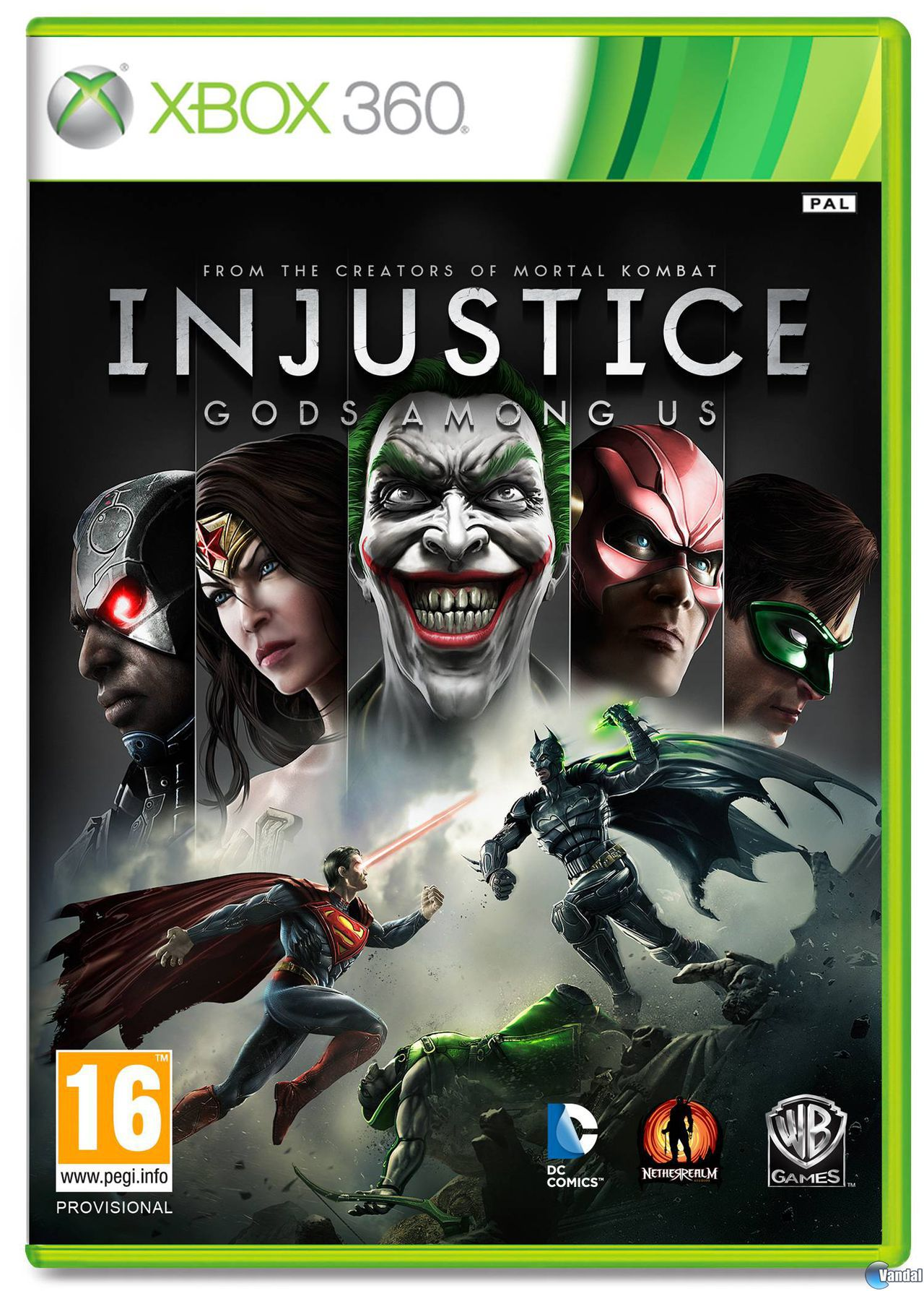 Trucos Injustice Gods Among Us Xbox 360 Claves Guias