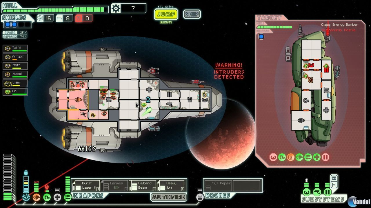 Epic Games Store: now available for free FTL: Faster Than Light