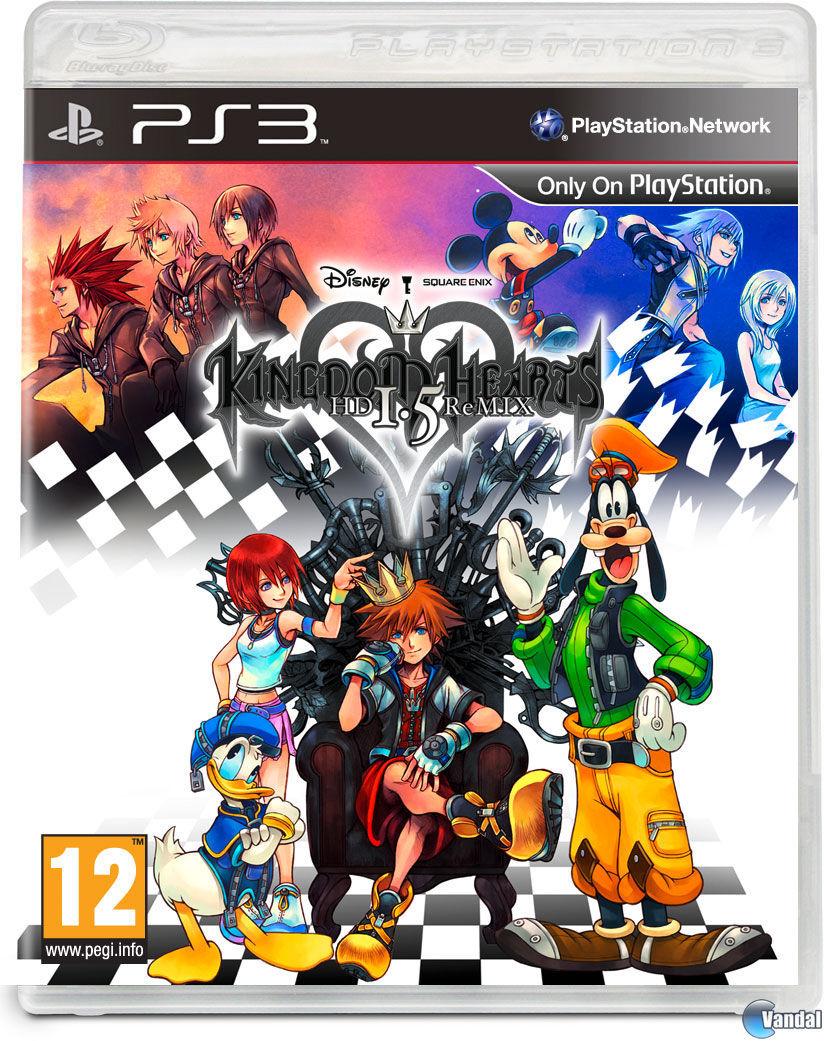 Trucos Kingdom Hearts Hd 1 5 Remix Ps3 Claves Guias