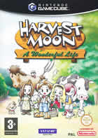Harvest Moon: A Wonderful Life para GameCube