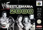 Carátula WWF Wrestlemania 2000 para Nintendo 64