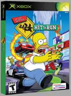 The Simpsons Hit & Run para Xbox