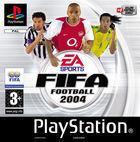 Carátula FIFA Football 2004 para PS One