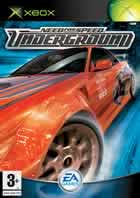 Car�tula oficial de de Need for Speed Underground para Xbox