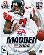 Carátula Madden NFL 2004 para PS One