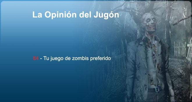 Tu juego de zombis preferido