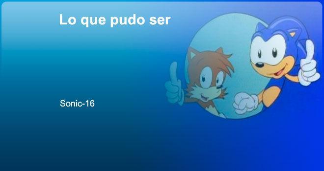 Sonic The Hedgehog: Renovarse o morir. O quedarse medio muerto