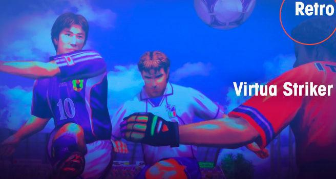 Virtua Striker
