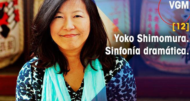 Yoko Shimomura. Sinfonía dramática