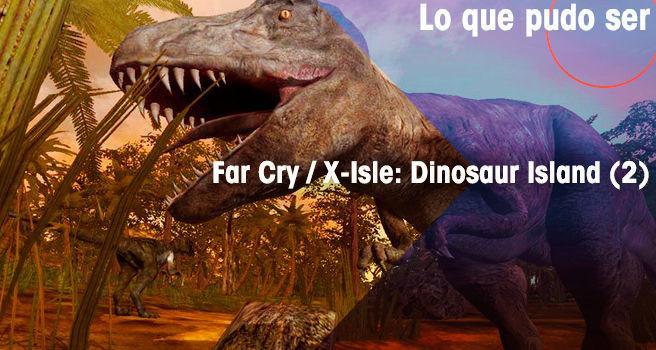 Far Cry / X-Isle: Dinosaur Island (2)