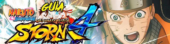Guía de Naruto Shippuden: Ultimate Ninja Storm 4