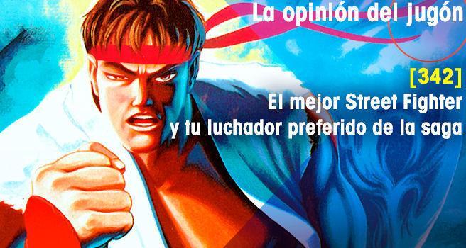 El mejor Street Fighter y tu luchador preferido de la saga