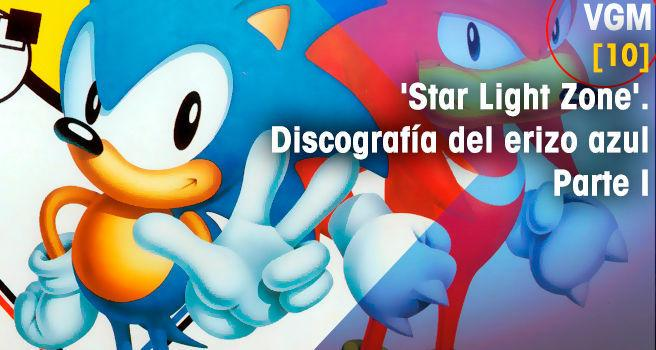'Star Light Zone'. Discografía del erizo azul - Parte I