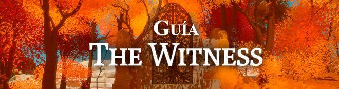 Guía de The Witness