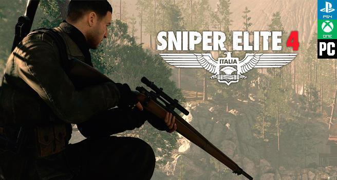 Analisis Sniper Elite 4 Ps4 Pc Xbox One