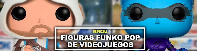 Todas las figuras Funko Pop de videojuegos que existen (actualizado 2018)