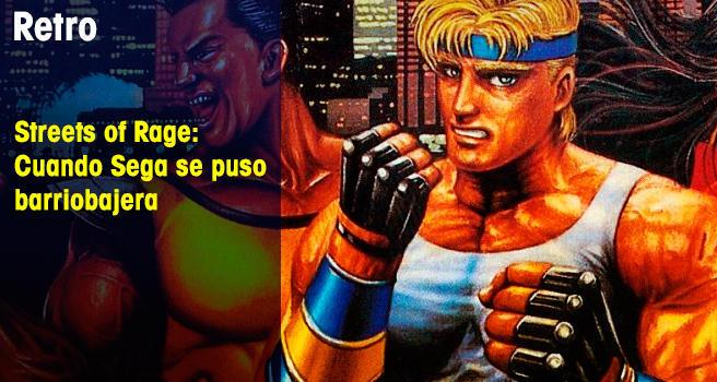 Streets of Rage: Cuando Sega se puso barriobajera