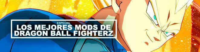 Los mejores mods de Dragon Ball FighterZ