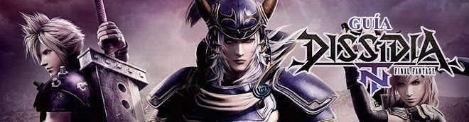 Guía Dissidia Final Fantasy NT, trucos y consejos