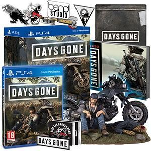 GAME details their incentives for booking Days Gone