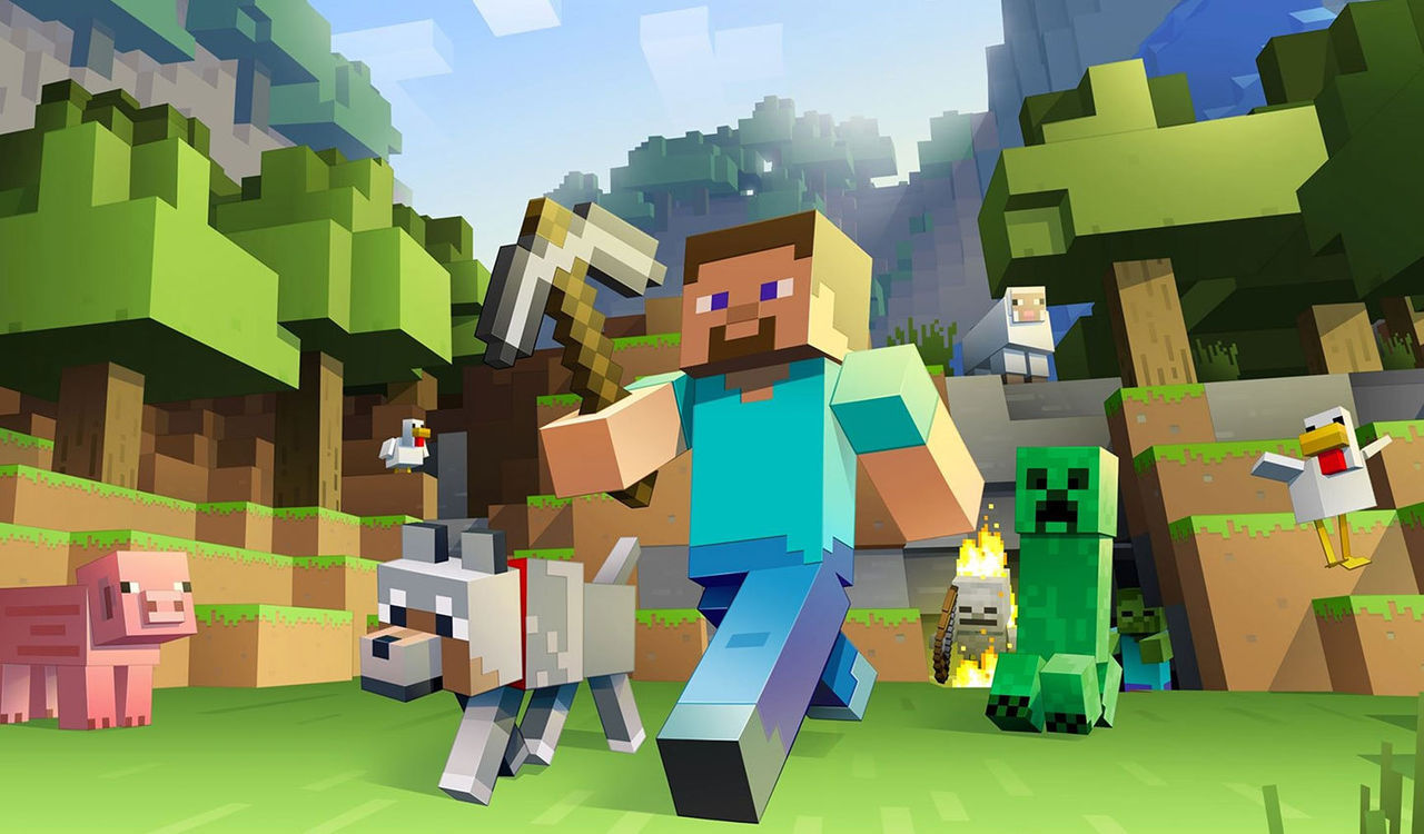 Minecraft, had a revenue of $  110 million on mobile in 2018