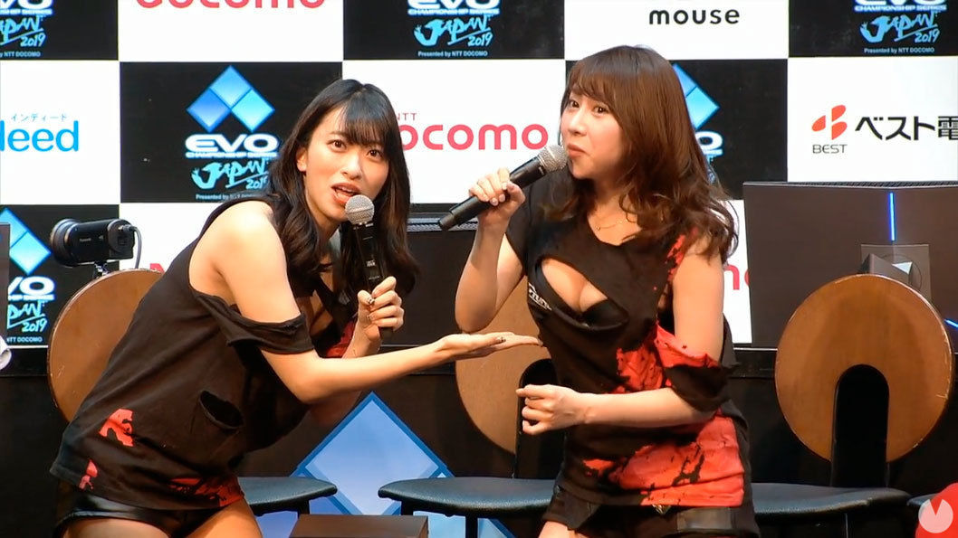 Evo Japan 2019 censored the rebroadcast of Dead or Alive 6