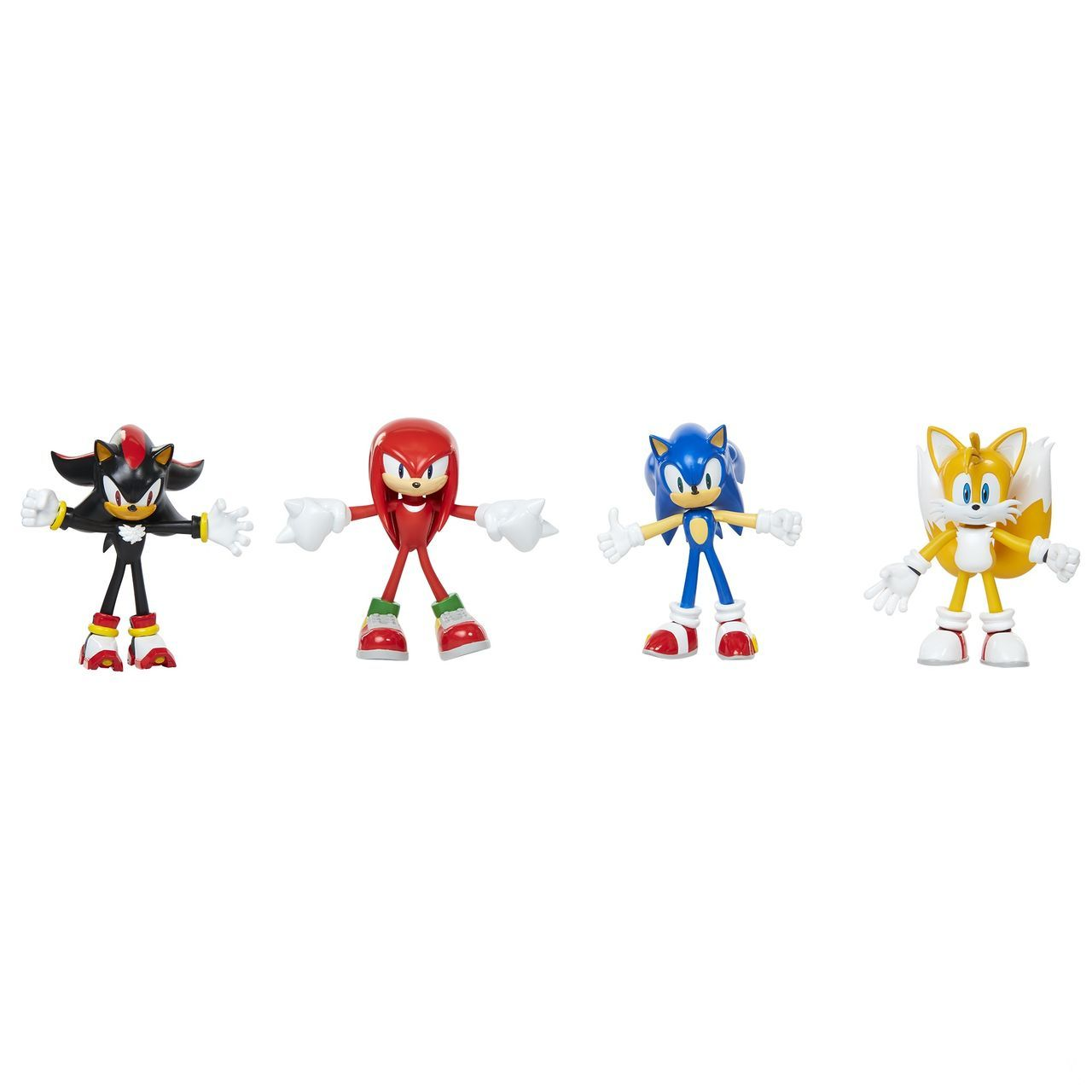Sega and JAKKS Pacific announce a new range of toys from Sonic