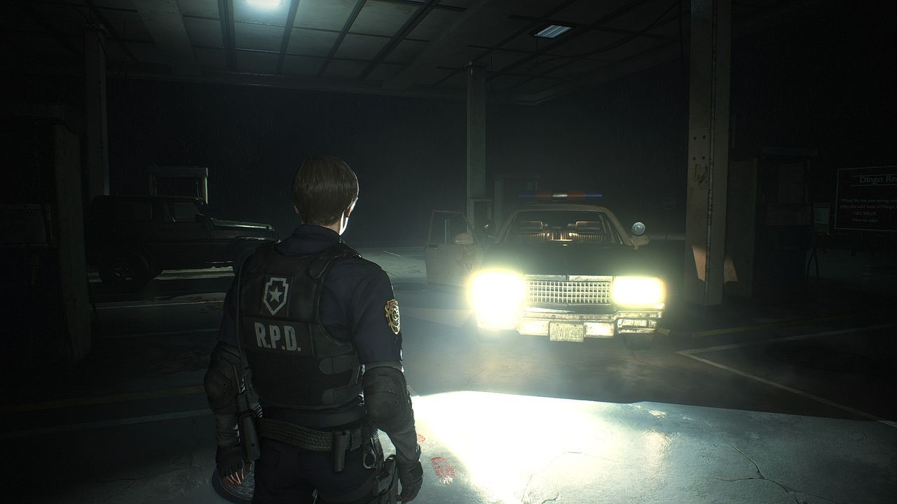 Resident Evil 2 Remake: Created a mod for PC that improves the