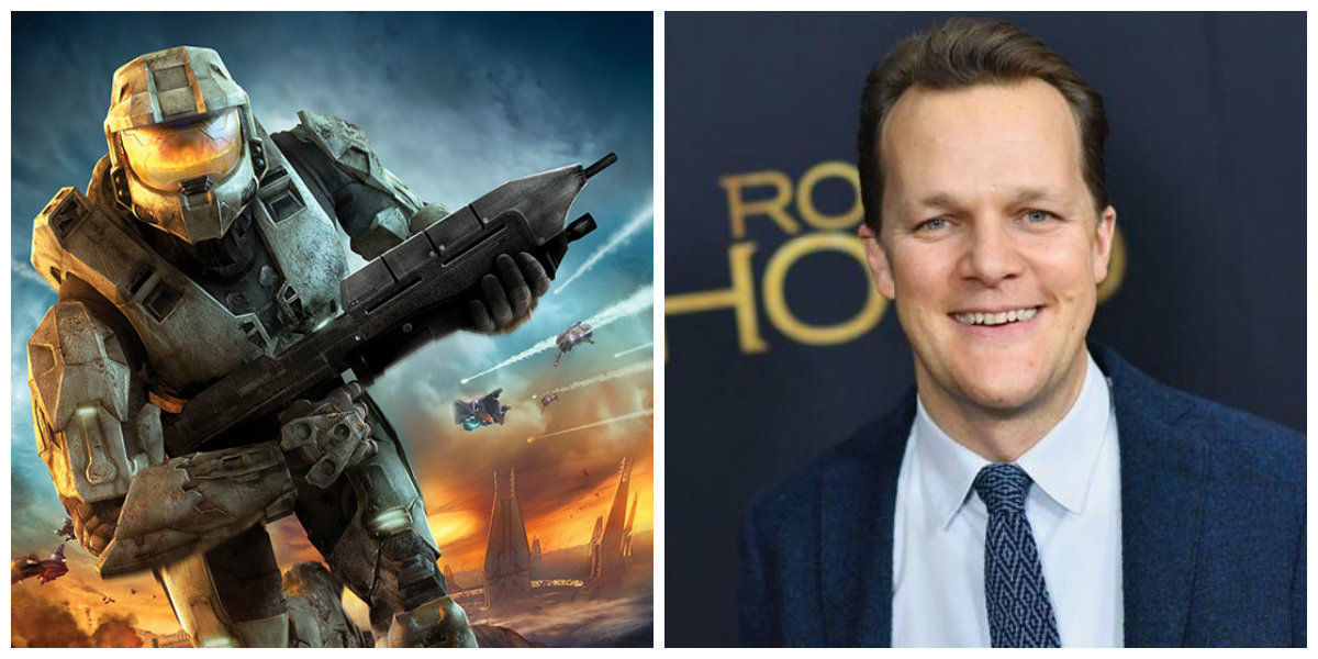 Otto Bathurst will direct the series 'Halo' for Showtime