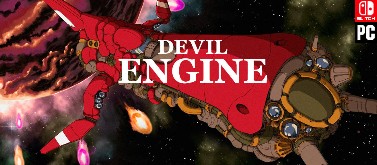 Análisis Devil Engine, un matamarcianos a lo Thunder Force