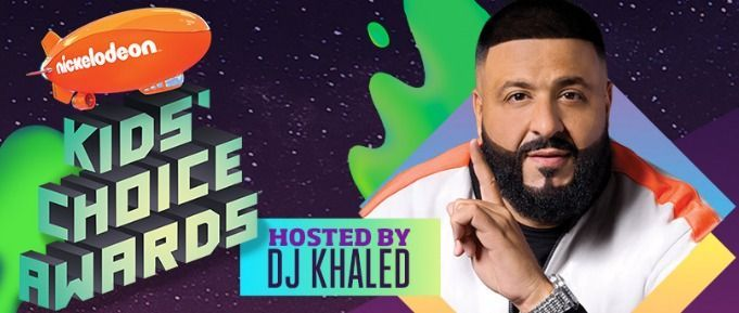 announcement of the candidates to the Kid's Choice Awards 2019