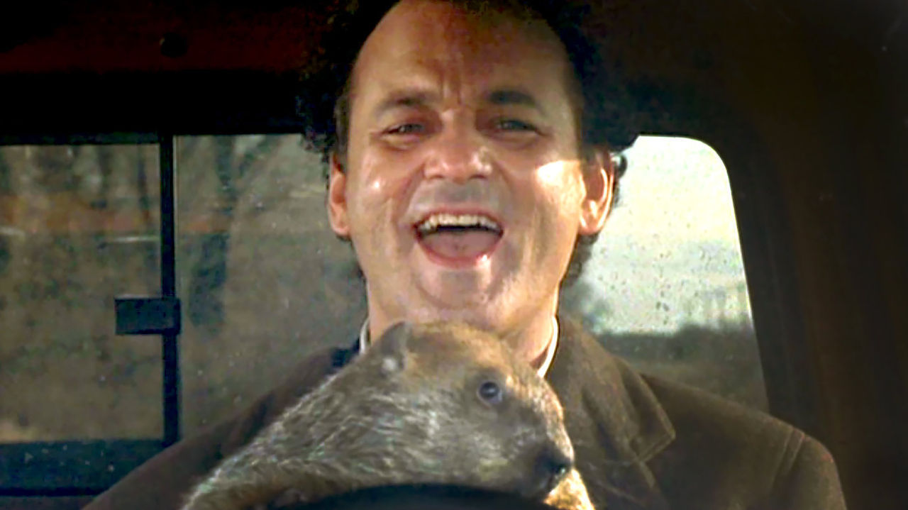 The movie Groundhog Day will have sequel in the form of a video game