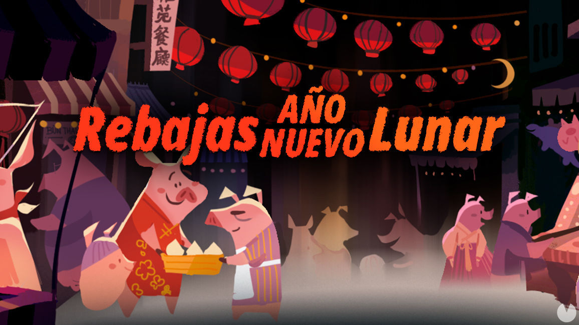 Start on Steam for the sales of the lunar Year