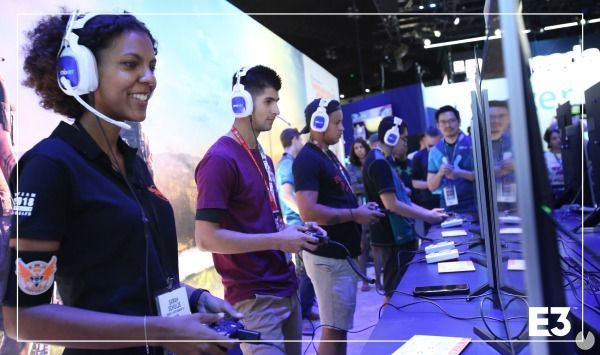 The E3 2019 opens the record to the media to attend the event